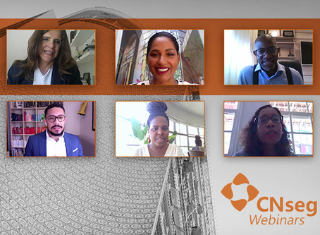 Webinar da CNseg discute a necessidade das empresas se engajarem na luta antirracista