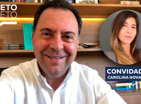 Direto & Reto com Camillo discute riscos tecnológicos com especialista