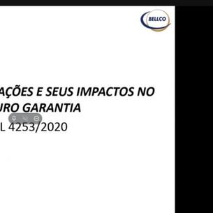 Curso analisa os artigos e impactos da Nova Lei de Licitações no Seguro Garantia!