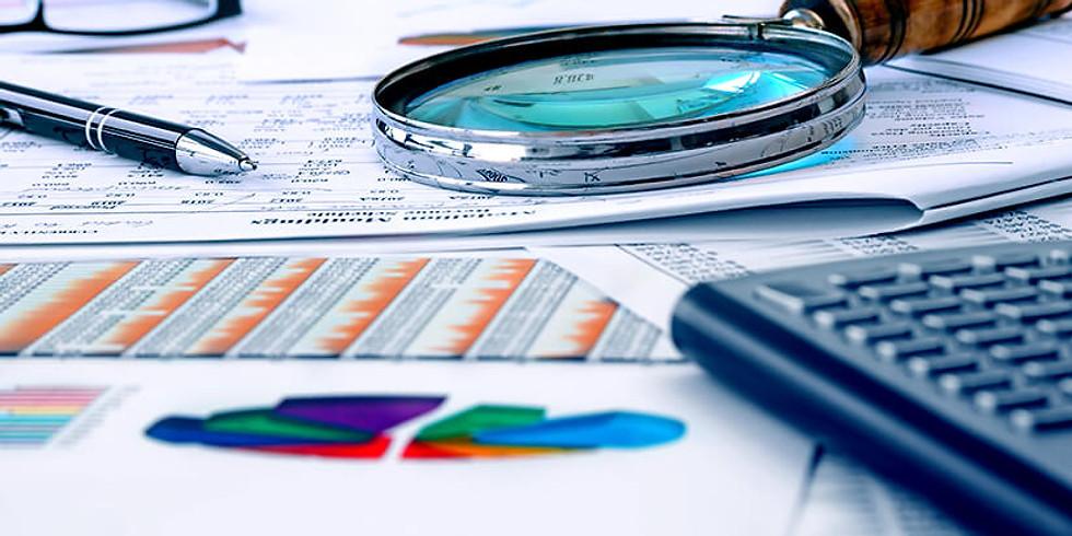 I Workshop Seg News de Noções Básicas - Análise de Balanços Financeiros