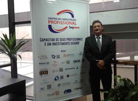 Fábio Carbonari inicia programação de eventos da Seg News com Workshop sobre Lucros Cessantes na 5a