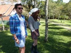 Shorts Gigi e Boxer Will