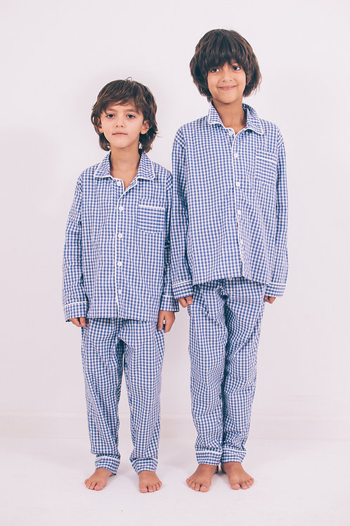 PJ SET CHARLES KIDS