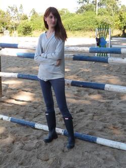 Track Pants Helen e Casaco Keira