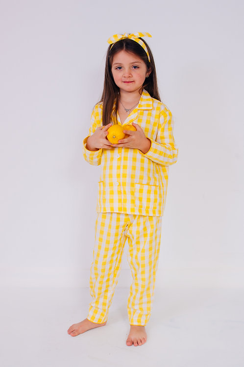 PJ SET FRANCESCA KIDS