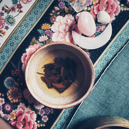 Leaves in a Bowl Ceremony: First Meditation of 2020