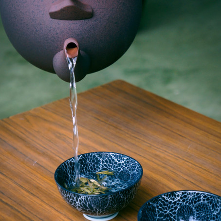 Cha Dao Teachings: Be Still
