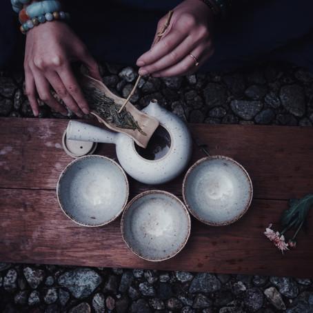 Learn The Sacred Art Of Cha Dao · The Way of Tea ·