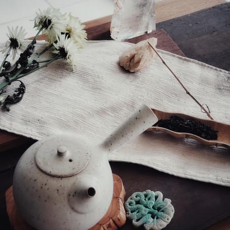 Wabi Sabi Chanoyu: Come Into This Tea Space