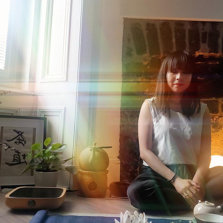 Activating Deep Self-Loving Presence Tea Ceremony {LIVE IN EDINBURGH}