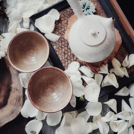 Calm, Peaceful: The Way Of Tea