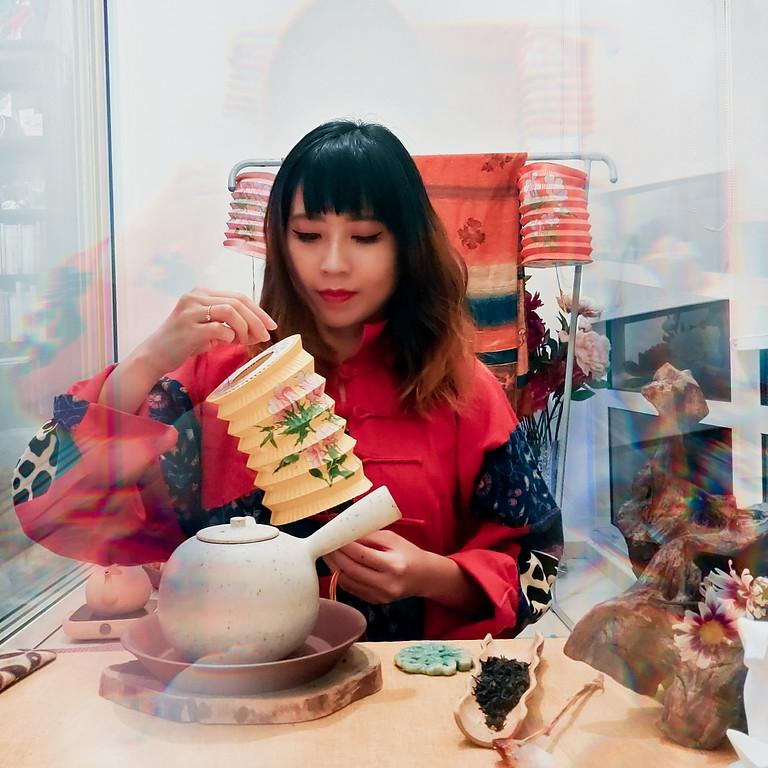 Mid-Autumn Festival Virtual Celebration: A Mythical Evening With Tea Ceremony