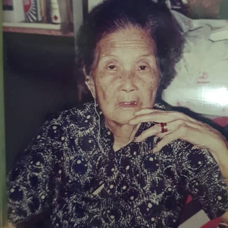 This Is My Great-grandmother