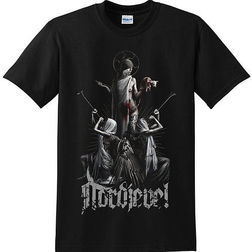 """T-shirt """"Amen Whores"""""""