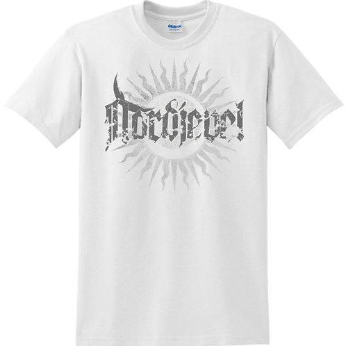 """T-shirt """"White Sun"""""""