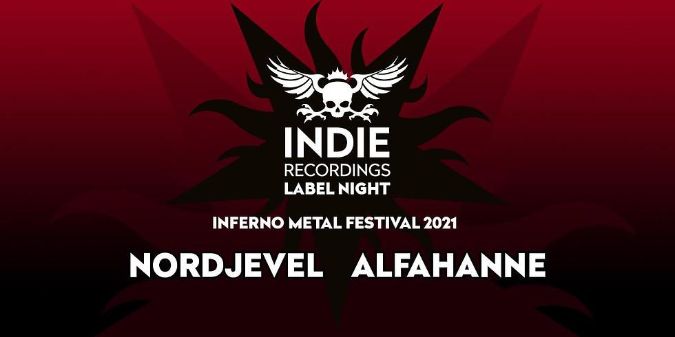 Indie Recordings Labelnight - Inferno 2021