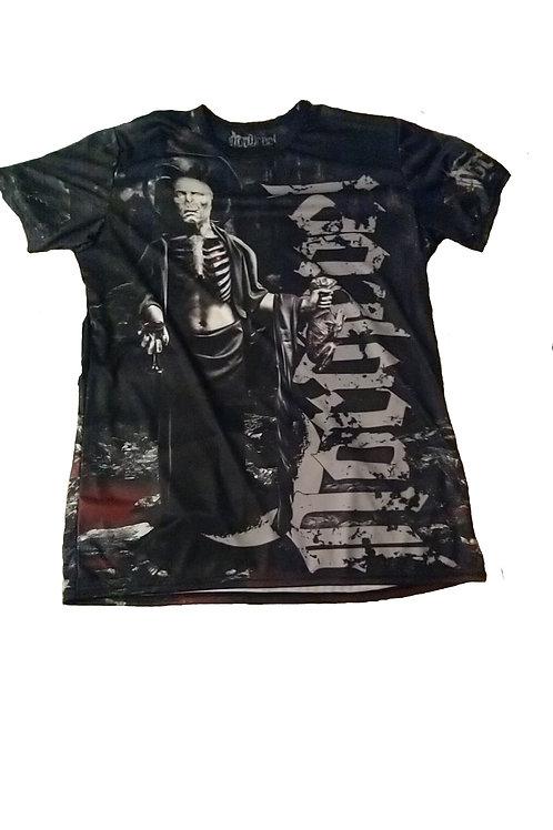"""T-shirt Necrogenesis"""" Full Print"""