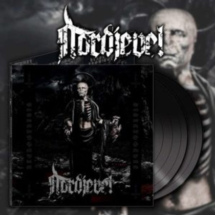 """Vinyl """"Necrogenesis"""" 2LP Black"""