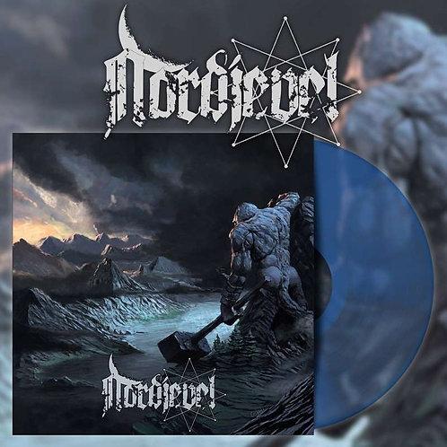 """Vinyl """"Nordjevel"""" Dark Blue"""