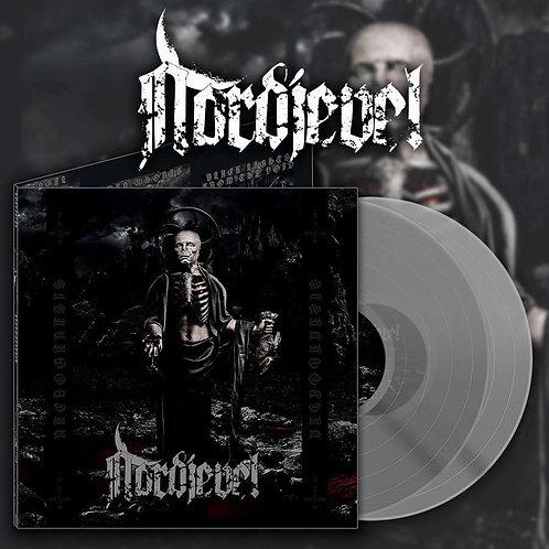 "Vinyl ""Necrogenesis"" 2LP Milky Clear"