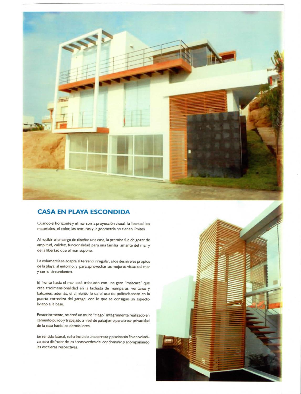 Casas De Playa Vyd Peru