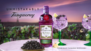 Tanqueray - Blackcurrant Royale