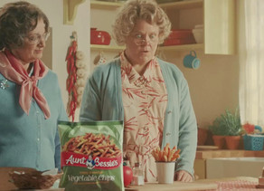 Are Veg Chips the final straw for Margaret and Mabel?