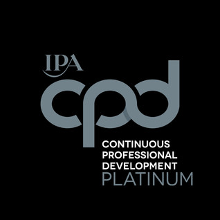 CPD Platinum Accreditation is achieved by earning CPD Gold at least four times over a five-year period