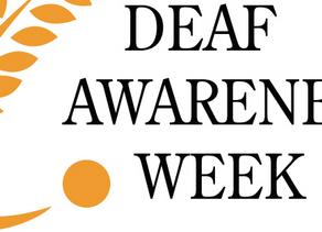Deaf Awareness Week: Advertising Needs a New Agenda