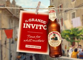 St Luke's launches Birra Moretti's summer campaign!