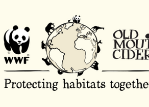 Old Mout Cider partner with WWF in their first ever TV campaign!