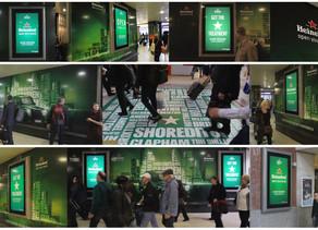 St Luke's works with Heineken to 'Open London'