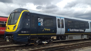 So excited to announce our newest win, South Western Railway!