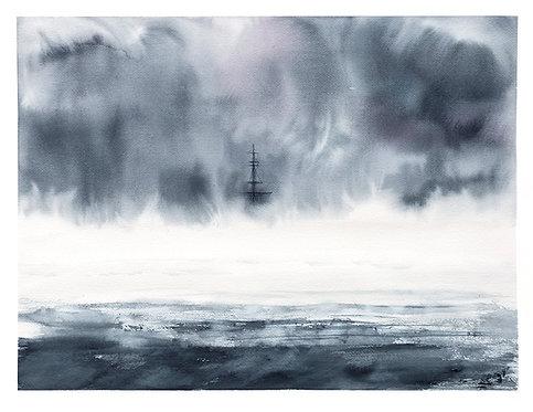 Sea Smoke II