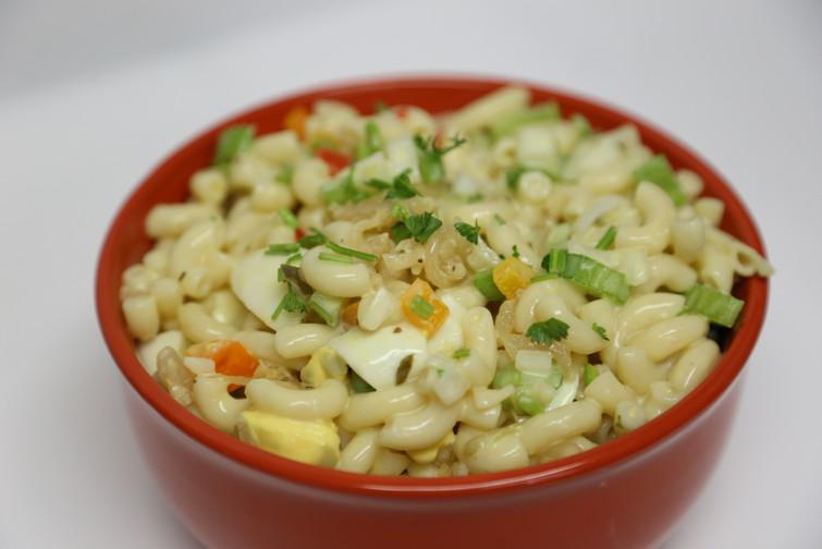 Sea Moss Pasta Salad