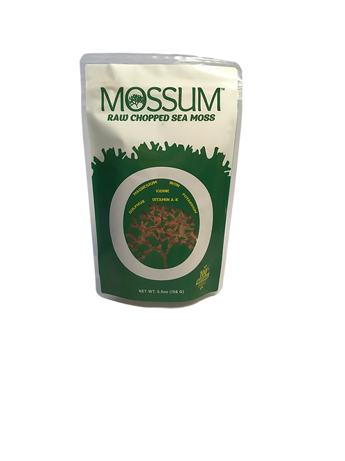Raw Sea Moss 5.5 oz.