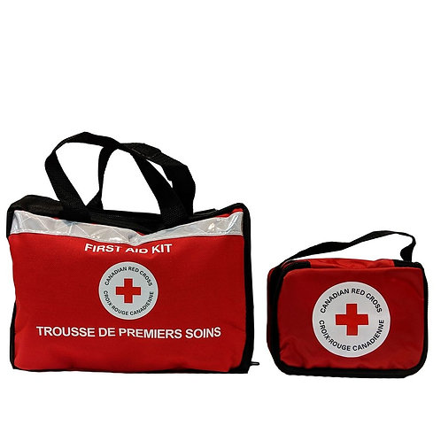 CRC Essential First Aid Kit