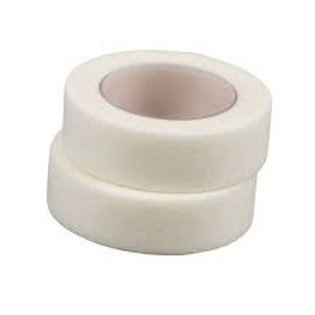 "0.5"" x 10yd Surgical Tape (Cloth, Paper, or Clear)"