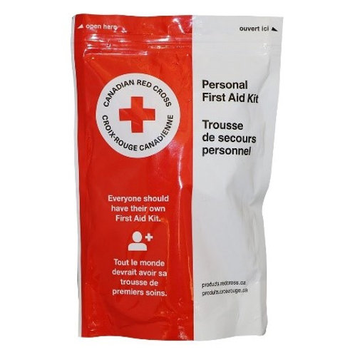 CRC Personal First Aid Kit