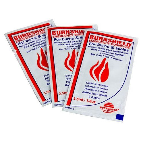 Burnshield 1/8oz. Burn Gel Packet