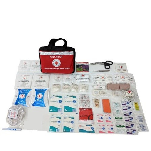 CRC Deluxe Sports First Aid Kit