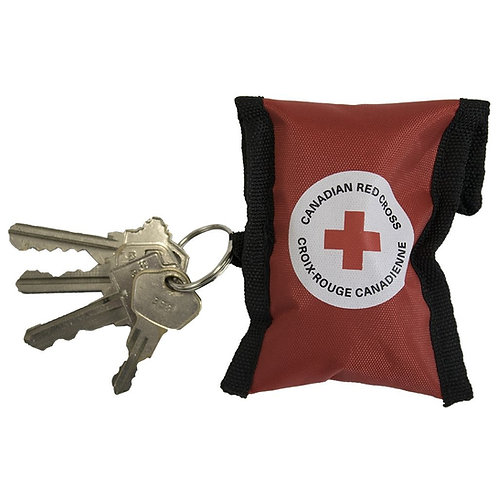 CRC CPR Keychain Mask and Gloves