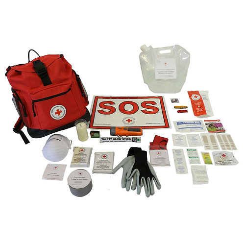 CRC Disaster Preparedness Kit