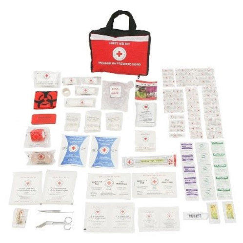 CRC Deluxe First Aid Kit