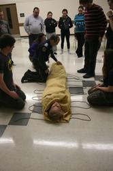 Stretcher Improvisation 2