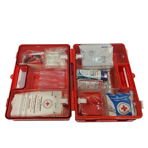 Burn Kit in ABS Box