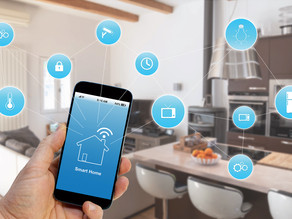 Smart Home: Security System & IoT Control