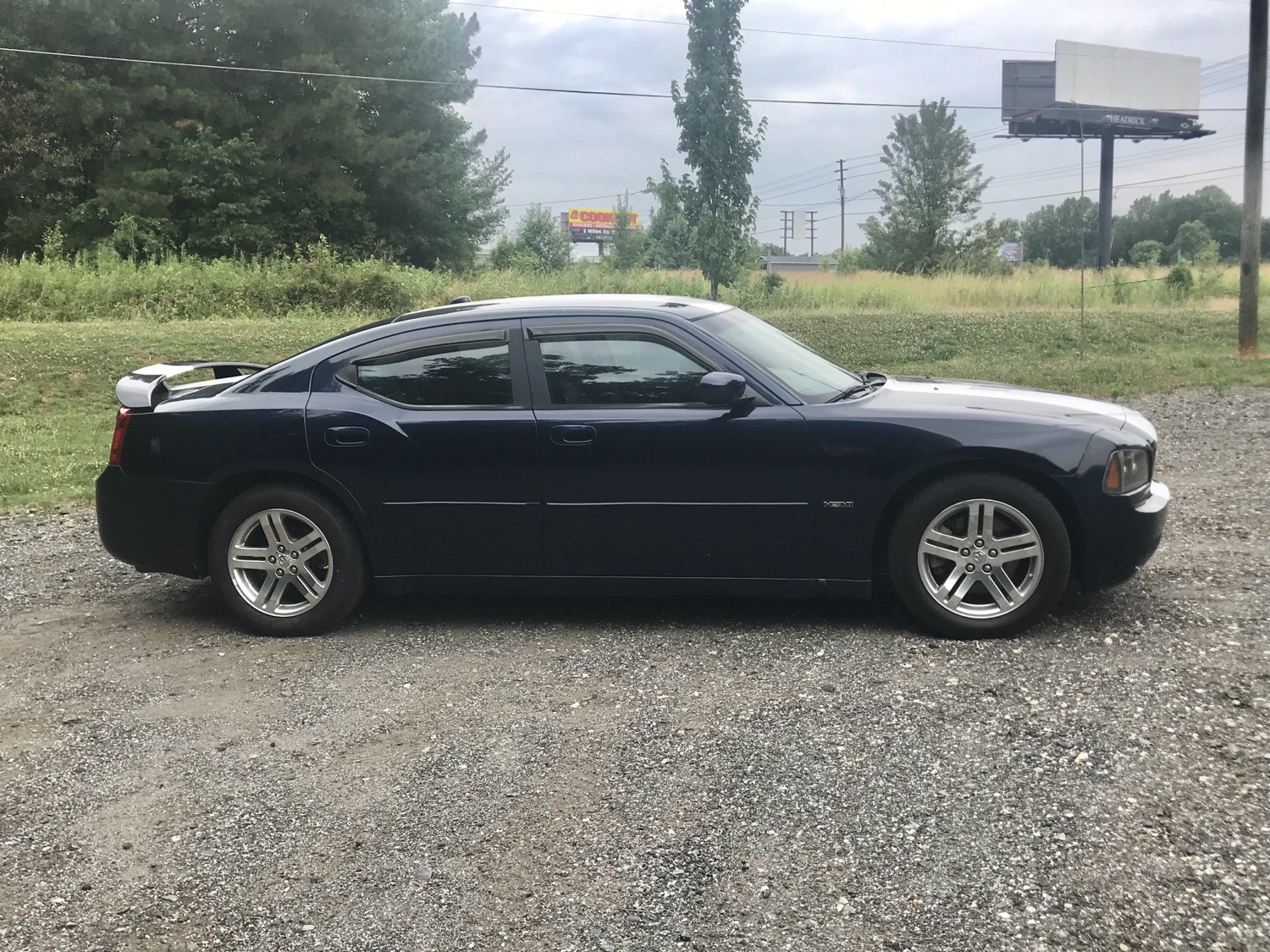 2006 Dodge Charger R_T