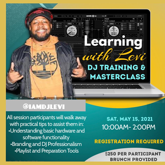 Learning with Levi - DJ MasterClass