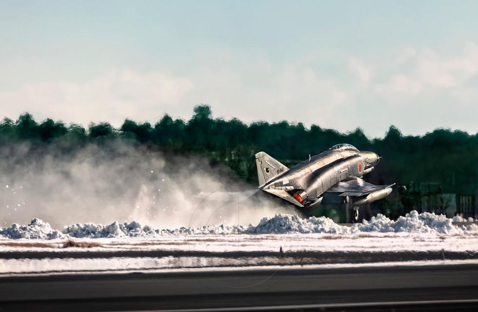 F-4EJ Kai Phantom II